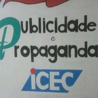Photo taken at Icec Publicidade e Propaganda by Thayanne K. on 5/7/2013