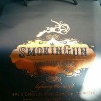 Photo taken at Smokin Gun Apothecary by Jackal on 3/27/2016