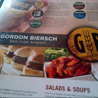 Photo taken at Gordon Biersch Bar & Restaurant by Kelsie F. on 2/8/2013