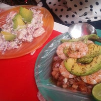 Photo taken at Mariscos Towi by Albert S. on 6/26/2015