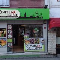 Photo taken at Tatlar Sepeti by H.Canan Ö. on 8/10/2013