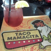 Photo taken at Taco Mamacita by Anita O. on 11/4/2012