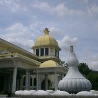 Photo taken at Muzium DiRaja (Royal Museum) by Suria Kencana H. on 12/26/2012