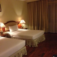 Photo taken at Dragon Royal Hotel by Julia on 2/7/2013