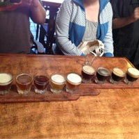 Photo taken at Boulder Creek Brewery & Cafe by Tracy A. on 5/11/2013