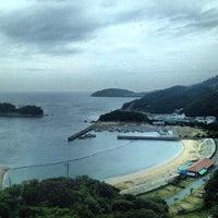 Photo taken at 淡路島南PA (上り) by Daisuke N. on 6/18/2013