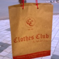 Photo taken at Clothes Club by rahul v. on 2/7/2014