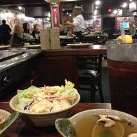 Photo taken at Kobe Japanese Steak & Seafood by Guiamiami on 3/1/2013