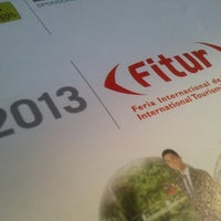 Foto diambil di Feria Internacional de Turismo (FITUR) oleh Caterina J. pada 1/31/2013