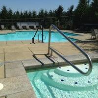 Photo taken at Pool at Boulder Creek by Tim B. on 5/23/2013