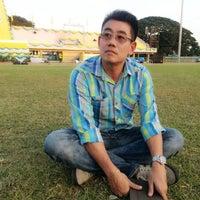 Photo taken at Sing Buri Stadium by Chai I. on 12/4/2013