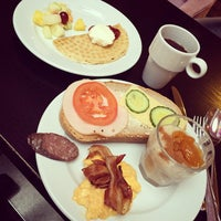 Photo taken at Scandic Sergel Plaza Restaurant by Sara Ö. on 1/18/2015