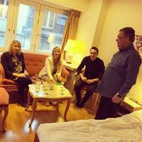 Photo taken at Scandic Sergel Plaza Restaurant by Sara Ö. on 1/17/2015