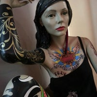 Photo taken at Família Moraes Tattoo by Melanie P. on 2/20/2013