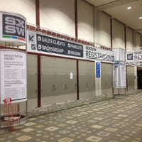 Photo taken at Austin Convention Center by Stephenie R. on 3/13/2013