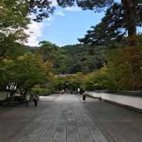 Photo taken at 永観堂 禅林寺 阿弥陀堂(本堂) by ぼるしち on 9/23/2018