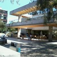 Photo taken at Café Literario Bustamante by Maria Paz A. on 3/12/2013
