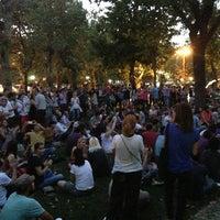 6/18/2013 tarihinde Edip YALTIR .ziyaretçi tarafından Yoğurtçu Parkı'de çekilen fotoğraf