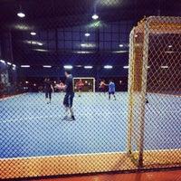 Photo taken at Sports Arena Sentosa by Nakira R. on 9/27/2012