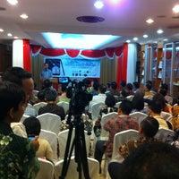 Foto tomada en PT Sat Nusapersada Tbk por Hauraa el 7/4/2014