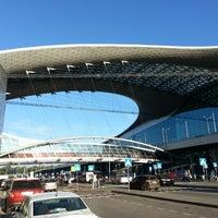 Снимок сделан в Международный аэропорт Шереметьево (SVO) пользователем Denis G. 7/19/2013