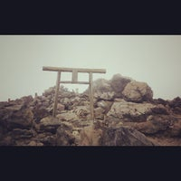 Photo taken at 茶臼岳 by SNUFKIN16 on 5/10/2015