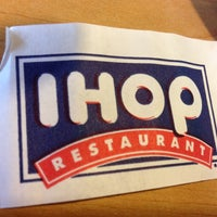 Photo taken at IHOP by Michael R. on 10/27/2012