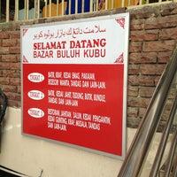 Photo taken at Bazaar Buluh Kubu by Kamaruszaman J. on 2/19/2013