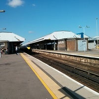 Photo taken at Ramsgate Railway Station (RAM) by Steve C. on 8/19/2013