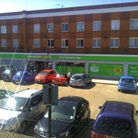 Photo taken at Morrisons M local by Steve C. on 4/20/2013