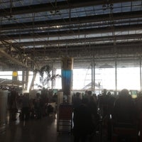 Photo taken at Departures / Check-In Hall by Tatiana M. on 6/7/2013