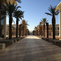 Photo taken at Princess Nourah Bint Abdulrahman University by AAljawhrah on 2/6/2013