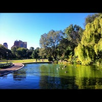 Photo taken at Morningside Park by Emily S. on 10/13/2012