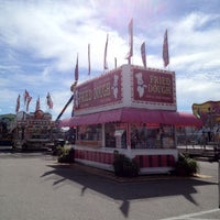 Photo taken at York Fairgrounds & Expo Center by Susie T. on 9/16/2012