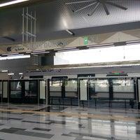 Photo taken at RapidKL Bukit Dukung (SBK31) MRT Station by Muhaimin I. on 8/9/2017