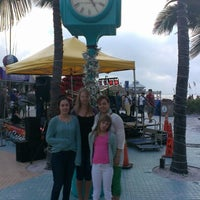 Photo taken at Times Square Ft Myers Beach by Pontus B. on 12/29/2012