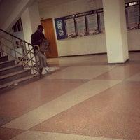 Photo taken at Odessa National Polytechnic University by Ksenia J. on 3/19/2013