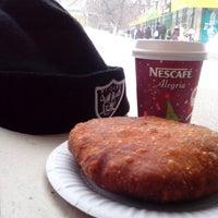 Photo taken at Горячие Беляшики by Mikhail P. on 3/12/2014