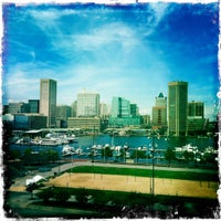 Photo taken at Federal Hill Park by Petr L. on 10/12/2012