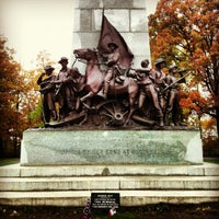 Photo taken at Virginia Monument by Petr L. on 10/19/2012
