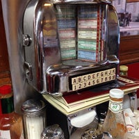 Photo taken at Mickey's Diner by sama_rama on 9/28/2013