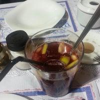 Photo taken at La Dehesa Restaurante by Shushan G. on 6/27/2013