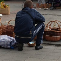 Photo taken at Продуктовый Рынок by Elena C. on 7/19/2013