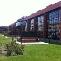 Photo taken at Universidad Carlos III de Madrid - Campus de Getafe by Matthias O. on 3/4/2013