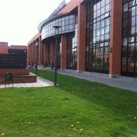 Photo taken at Universidad Carlos III de Madrid - Campus de Getafe by Matthias O. on 4/3/2013