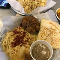 Photo taken at Army Navy Burger + Burrito by Sanny D. on 11/10/2017