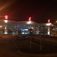 Photo taken at Zhangjiajie Hehua Airport (DYG) by Sanny D. on 4/12/2017