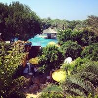 6/13/2013 tarihinde Olesya A.ziyaretçi tarafından Gloria Golf Resort'de çekilen fotoğraf