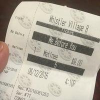 Photo taken at Village 8 Cinemas by Mariel d. on 6/12/2016