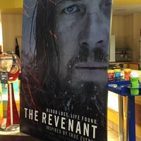 Photo taken at Village 8 Cinemas by Mariel d. on 1/10/2016